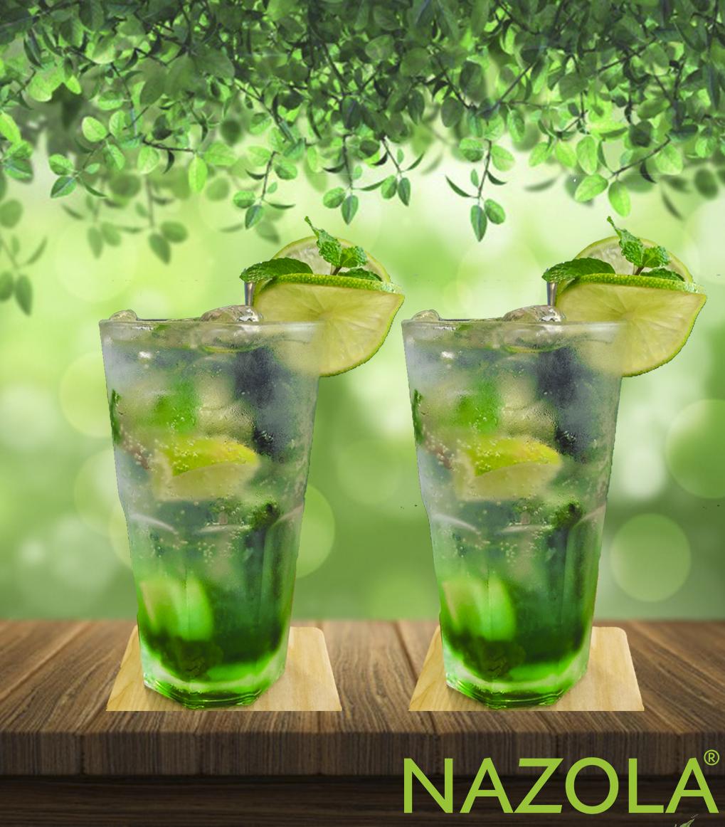 Những nguyên liệu giúp bạn pha một ly soda táo xanh cực kỳ ngon tại nhà